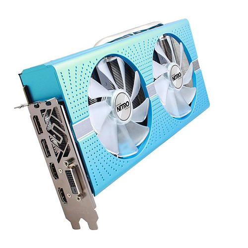 Sapphire NITRO+ Radeon RX 580 8GD5 Special Edition pas cher