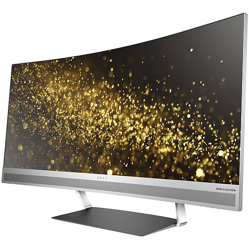 "HP 34"" LED - ENVY 34 Curved pas cher"