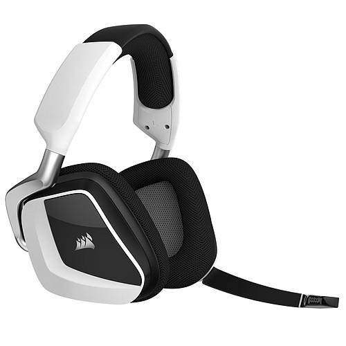 Corsair Gaming VOID Pro RGB Wireless (blanc) pas cher