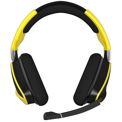Corsair Gaming VOID Pro RGB Wireless Special Edition (jaune) pas cher