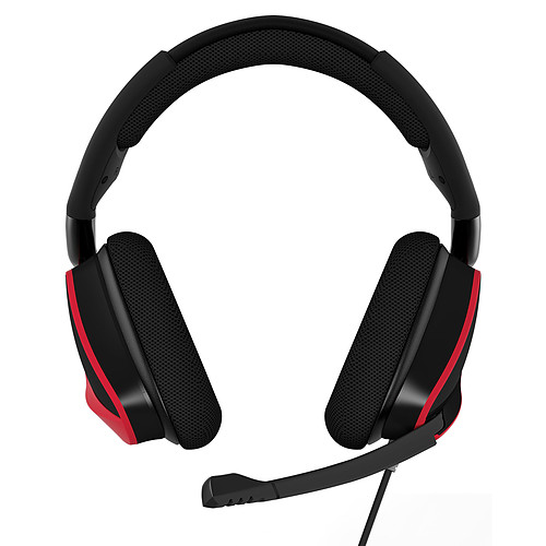Corsair Gaming VOID Pro Surround (rouge) pas cher