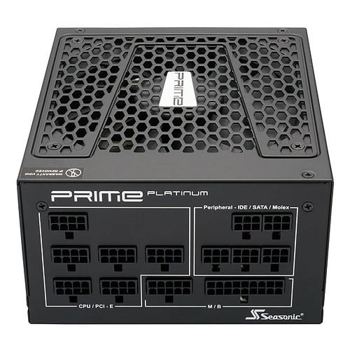 Seasonic PRIME Ultra 650 W Platinum pas cher
