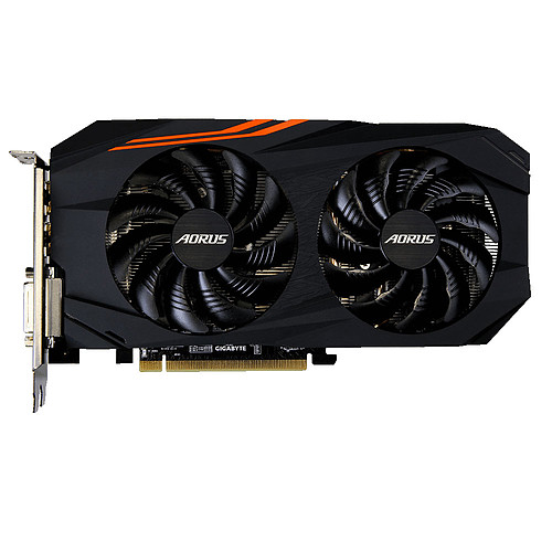 Gigabyte Aorus Radeon RX 570 4G pas cher