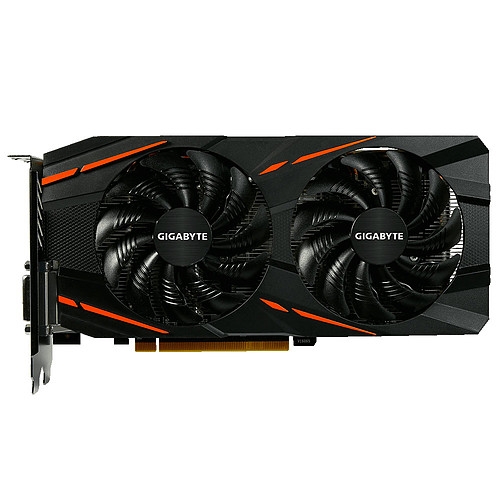 Gigabyte Radeon RX580 Gaming 8G pas cher