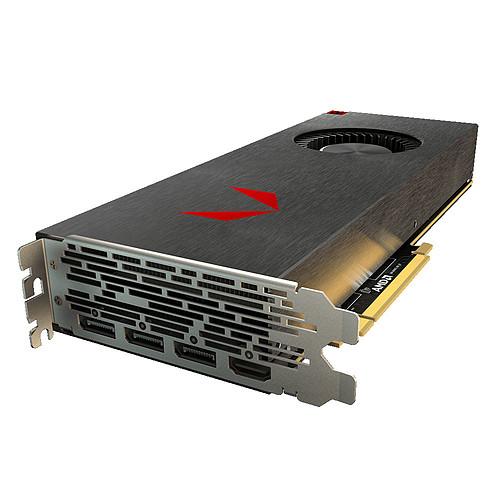 Gigabyte Radeon RX VEGA 64 Silver 8G pas cher