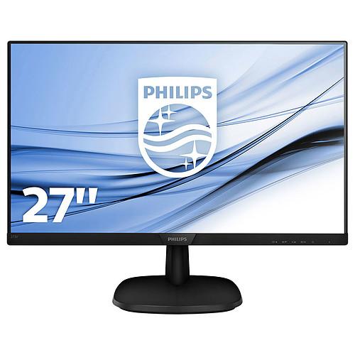 "Philips 27"" LED - 273V7QDSB/00 pas cher"