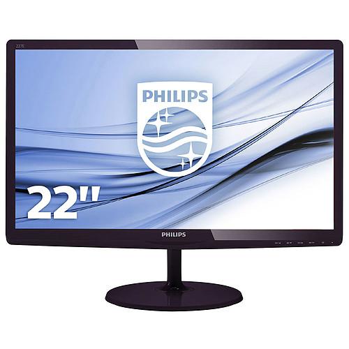 """Philips 21.5"""" LED - 227E6LDAD/00 pas cher"""