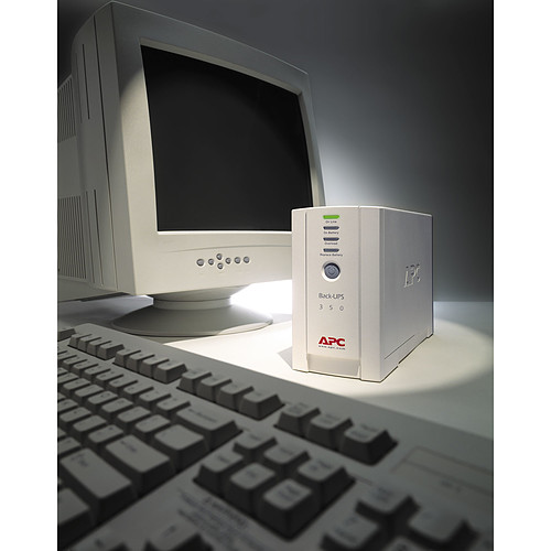 APC Back-UPS CS 350VA pas cher