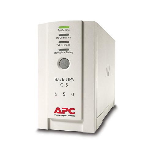 APC Back-UPS CS 650VA 230V pas cher