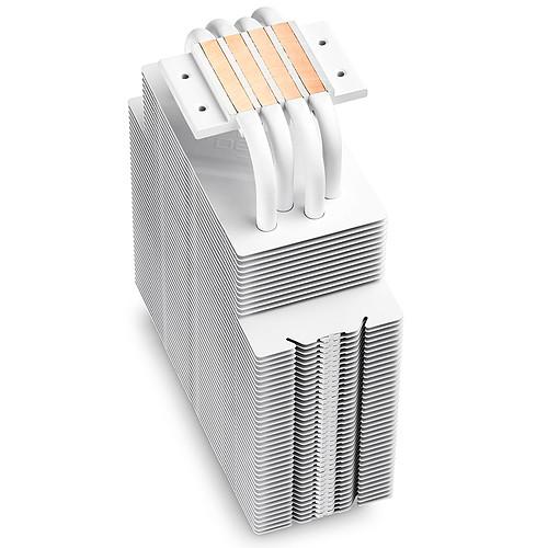DeepCool GAMMAXX 400 - Blanc pas cher
