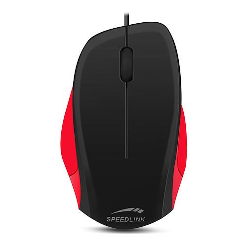 Speedlink Ledgy (noir/rouge) pas cher