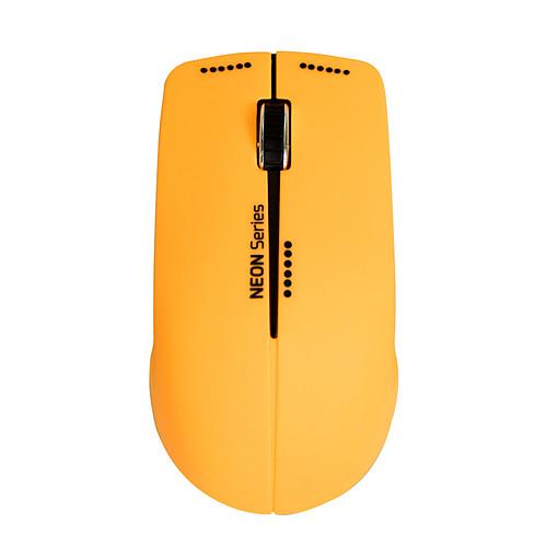 PORT Connect Neon Wireless Mouse - Orange pas cher