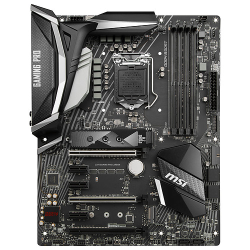 MSI Z370 GAMING PRO CARBON pas cher