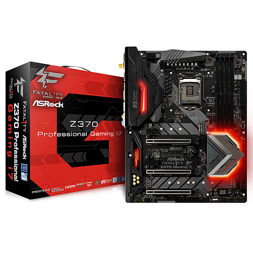 ASRock Z370 Professional Gaming i7 pas cher