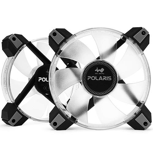 IN WIN Polaris RGB Twin Pack pas cher