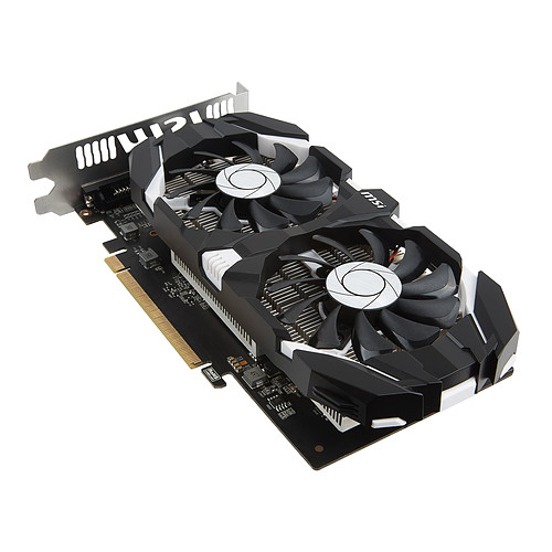 MSI GeForce GTX 1050 2GT OCV1 pas cher
