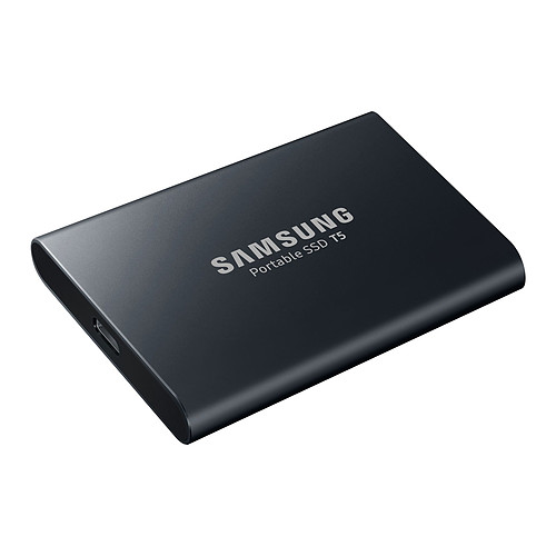 Samsung SSD Portable T5 2 To pas cher