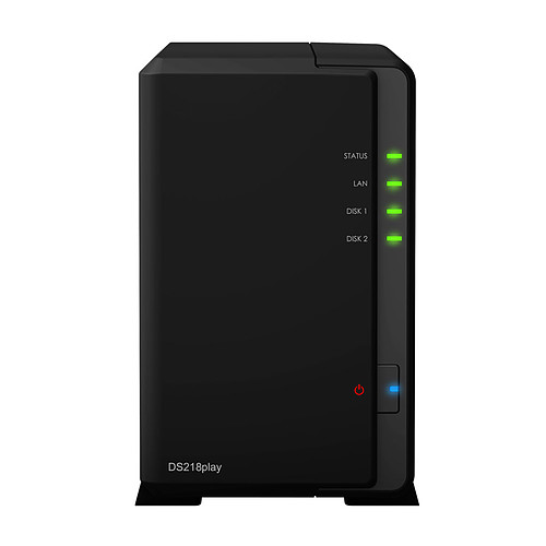 Synology DiskStation DS218play pas cher