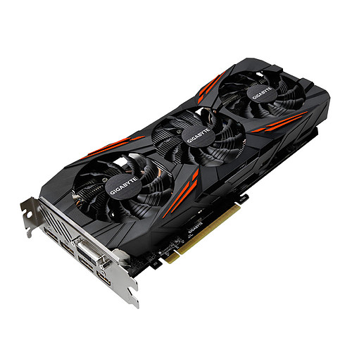 Gigabyte AORUS GeForce GTX 1070 Ti Gaming 8G pas cher