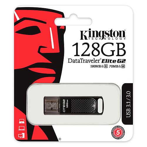 Kingston DataTraveler Elite G2 128 Go pas cher