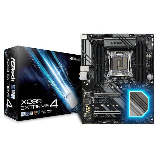 ASRock X299 Extreme4 pas cher