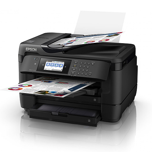 Epson WorkForce WF-7720DTWF pas cher