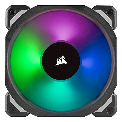Corsair Air Series ML 120 Pro LED RGB Triple Pack pas cher