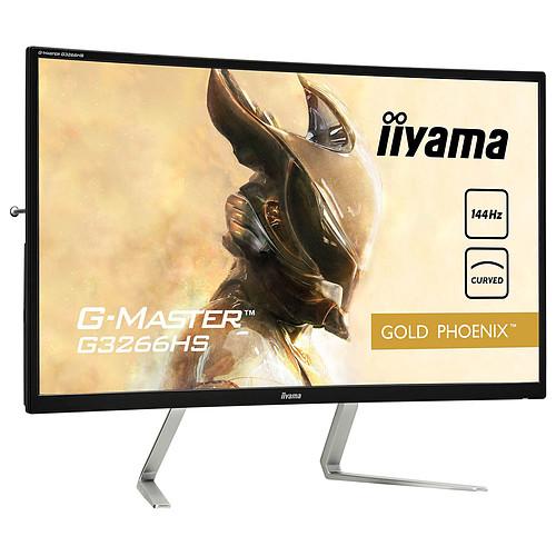 "iiyama 31.5"" LED - G-MASTER G3266HS-B1 pas cher"