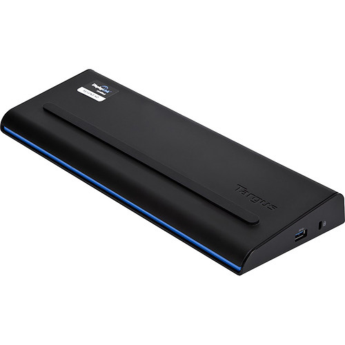 Targus USB 3.0 Dual Video Universal Docking Station with Power pas cher