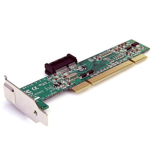 StarTech.com Carte contrôleur PCI vers PCI Express pas cher