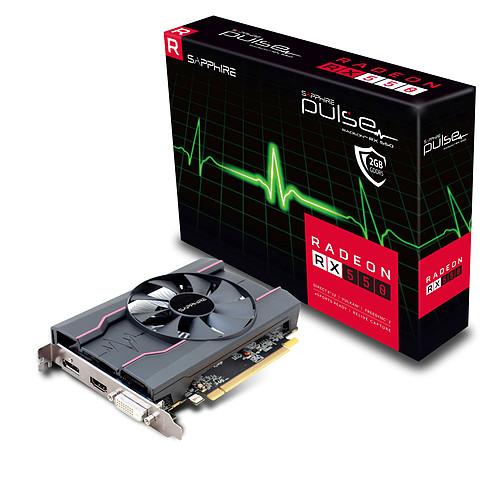 Sapphire PULSE Radeon RX 550 2GD5 pas cher