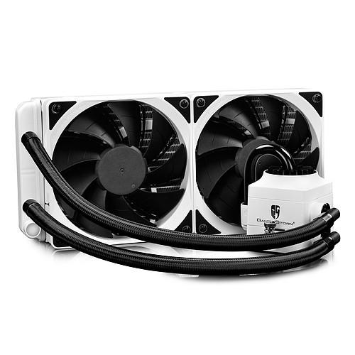 Deepcool Gamer Storm Captain 240EX RGB (Blanc) pas cher