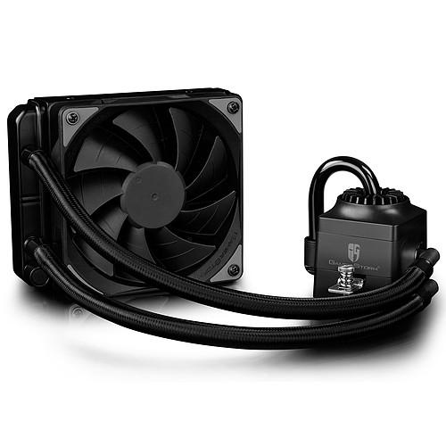 Deepcool Gamer Storm Captain 120EX RGB (Noir) pas cher