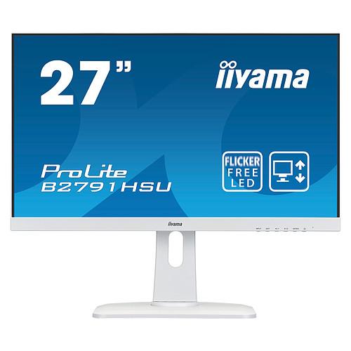 "iiyama 27"" LED - ProLite B2791HSU-W1 pas cher"
