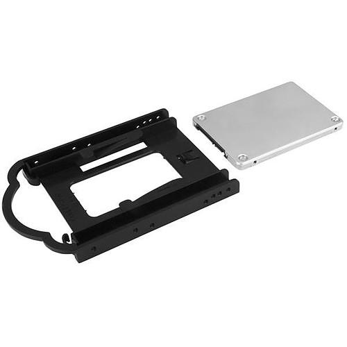 """StarTech.com Support de fixation pour HDD 2,5"""" dans baie 3,5"""" pas cher"""