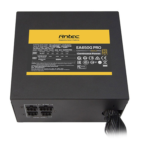Antec EA650G PRO pas cher