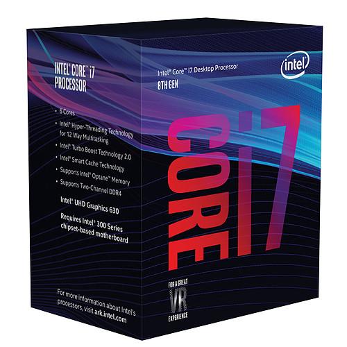 Intel Core i7-8700 (3.2 GHz) pas cher