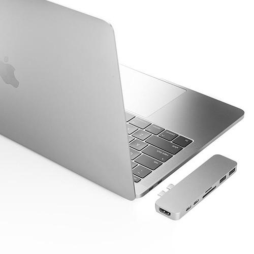 HyperDrive Duo (Argent) pas cher