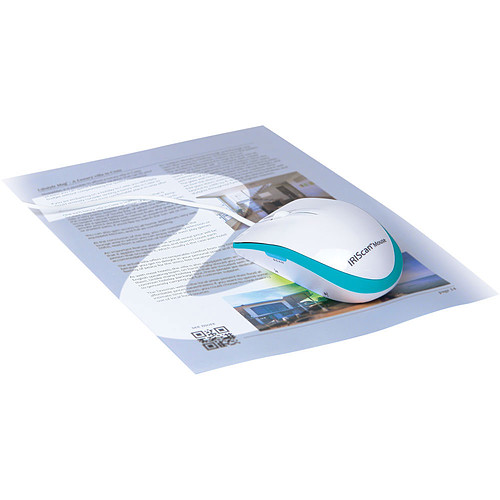 IRIScan Mouse Executive 2 pas cher