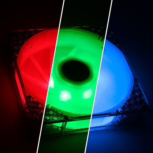 BitFenix Spectre Pro RGB 140mm pas cher