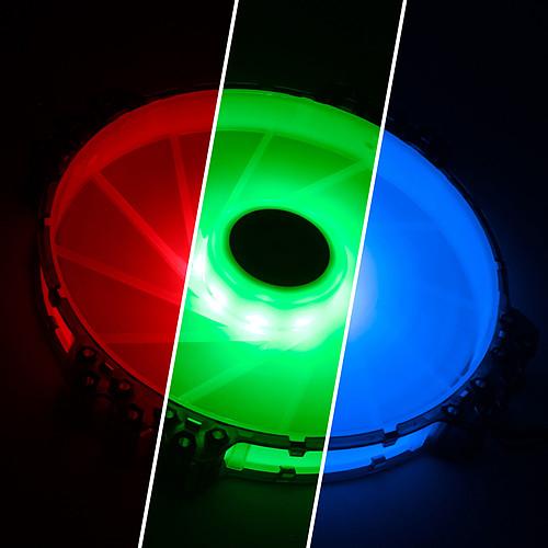 BitFenix Spectre Pro RGB 200mm + Contrôleur RGB pas cher