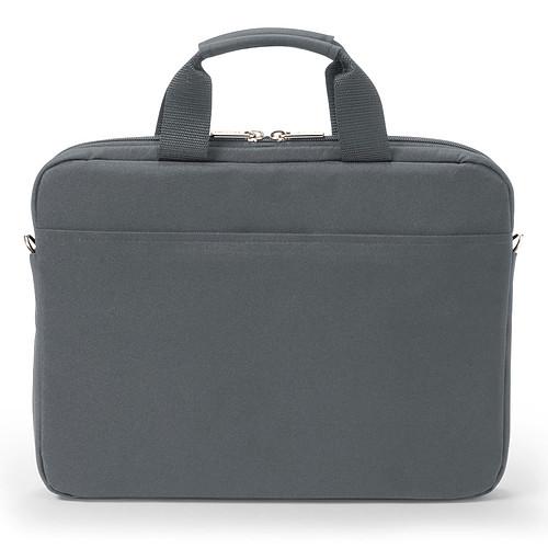"Dicota Slim Case Base 13-14.1"" (gris) pas cher"