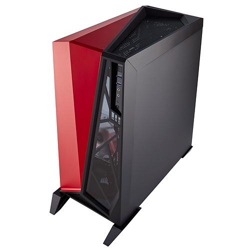 Corsair Carbide SPEC-OMEGA Rouge/Noir pas cher
