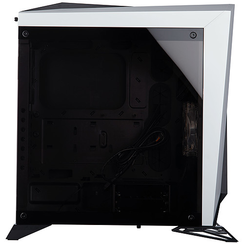 Corsair Carbide SPEC-OMEGA Blanc/Noir pas cher