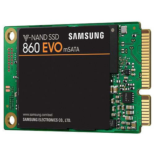 Samsung SSD 860 EVO 250 Go mSATA pas cher