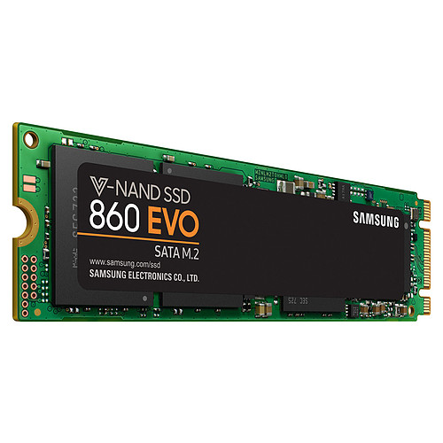 Samsung SSD 860 EVO 250 Go M.2 pas cher
