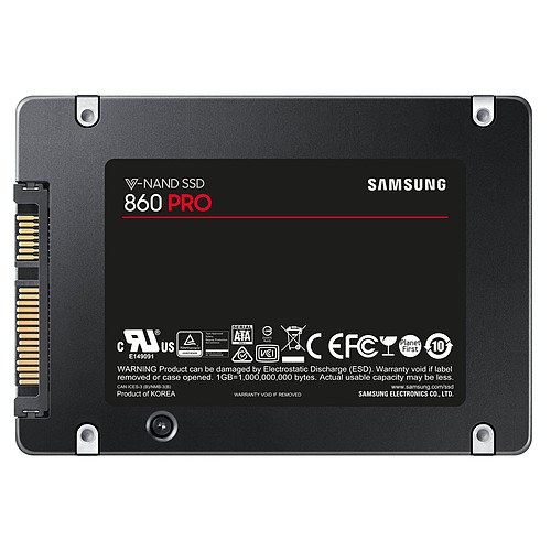 Samsung SSD 860 PRO 1 To pas cher