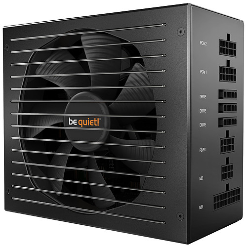 be quiet! Straight Power 11 550W 80PLUS Gold pas cher