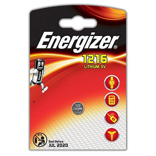 Energizer CR1216 Lithium 3V pas cher