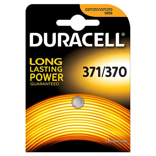 Duracell 371/370 1.5V pas cher